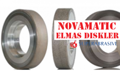 novamatic optik lens elmas disk