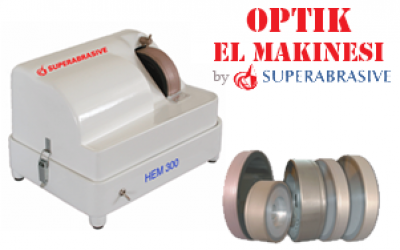 optik el makinesi ve Elmas disk
