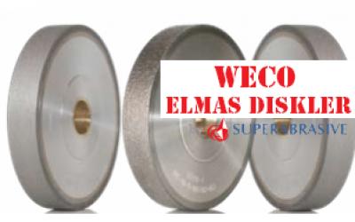 weco optik lens elmas disk
